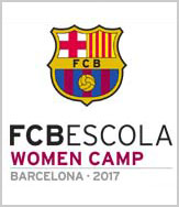 FC Barcelona Women Camp
