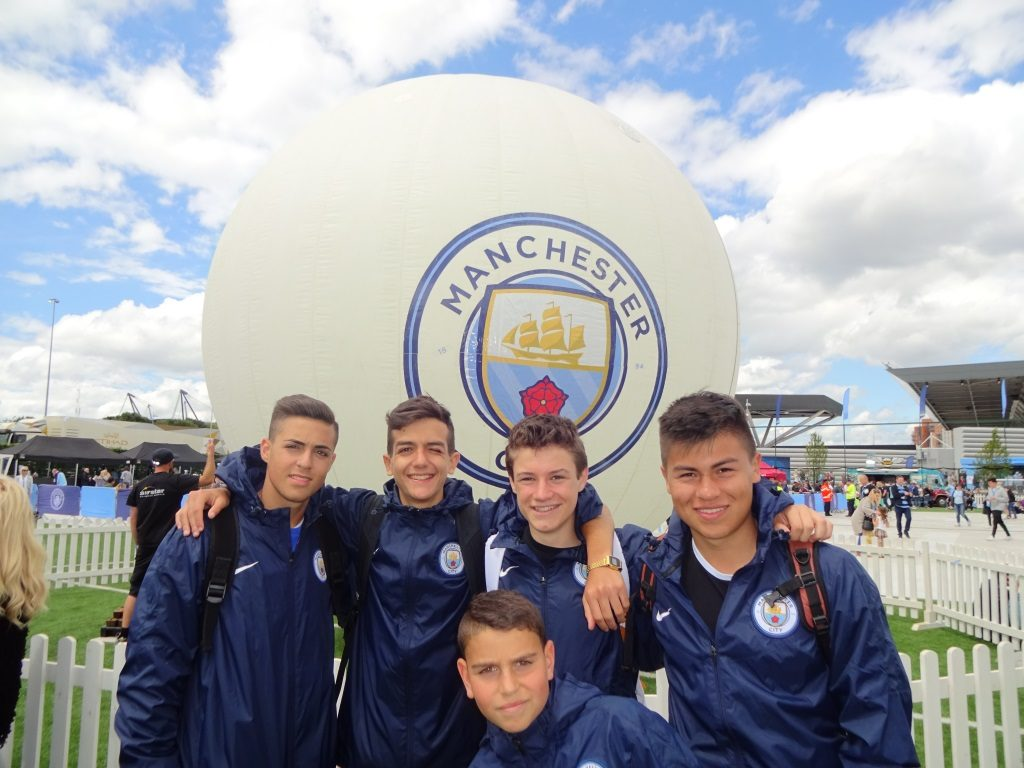 Manchester City Soccer Schools and Soccer Camps England  8cb18ef636f3