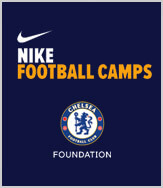 Nike Soccer Camps with Chelsea FC Foundation