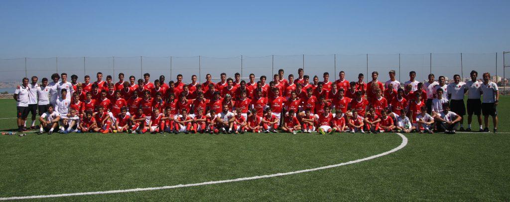 Benfica Elite Training Soccer Camps | Soccer Camps International